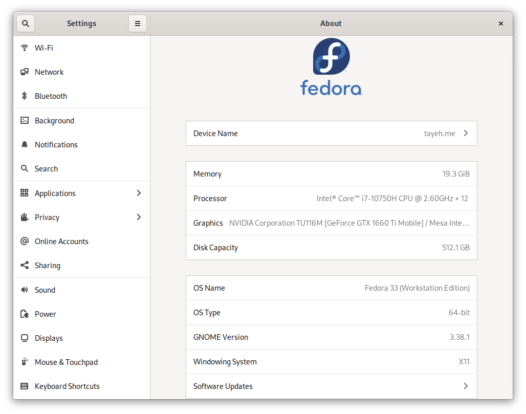 fedora_about